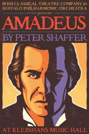 Amadeus - Irish Classical Theatre Buffalo, NY