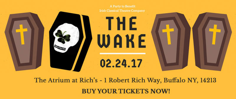 Buy your tickets for The Wake