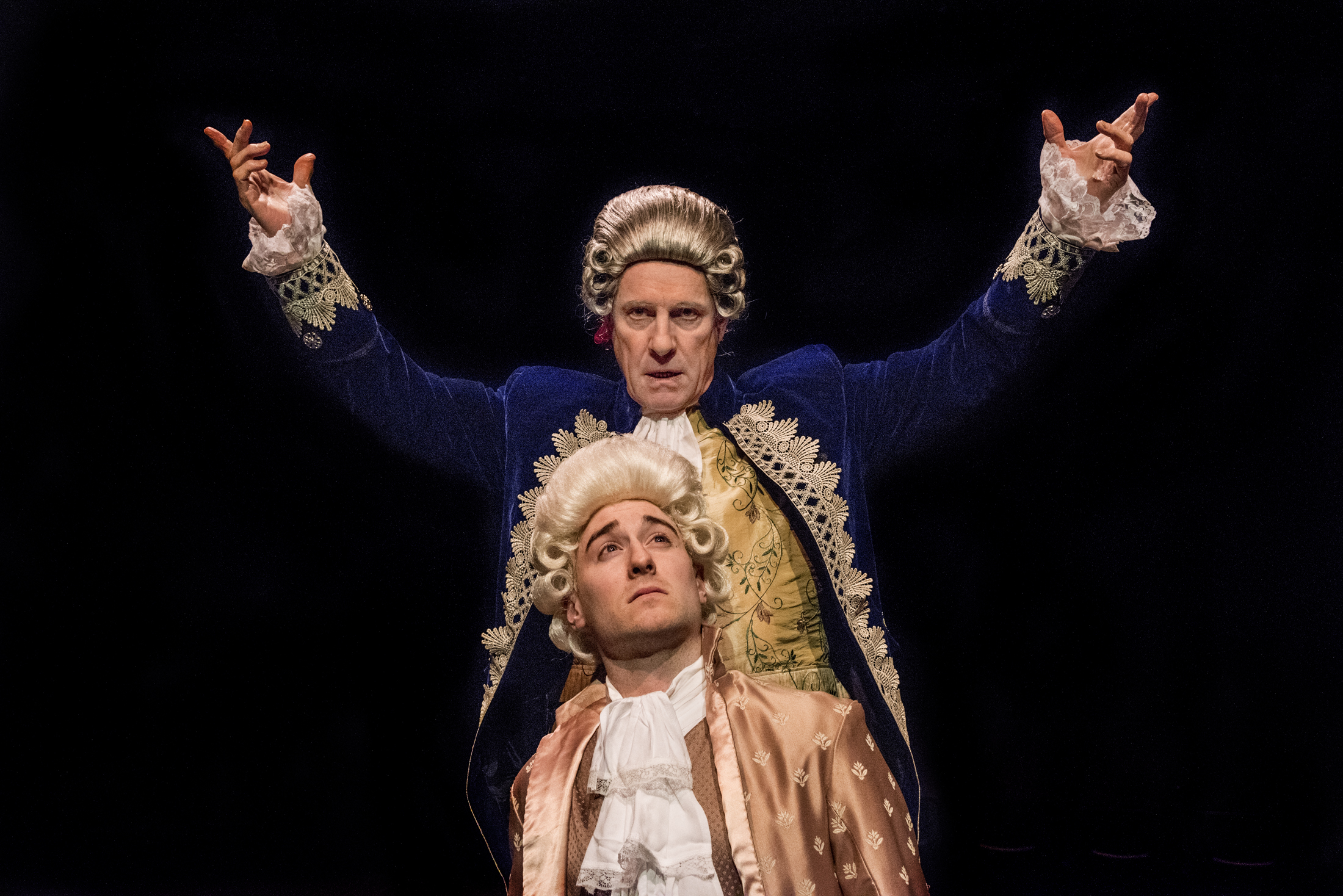"Don't miss our special three-show performance of ""Amadeus"""