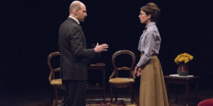 """A """"flawless performance"""" of """"The Winslow Boy"""" – nytheatreguide.com"""