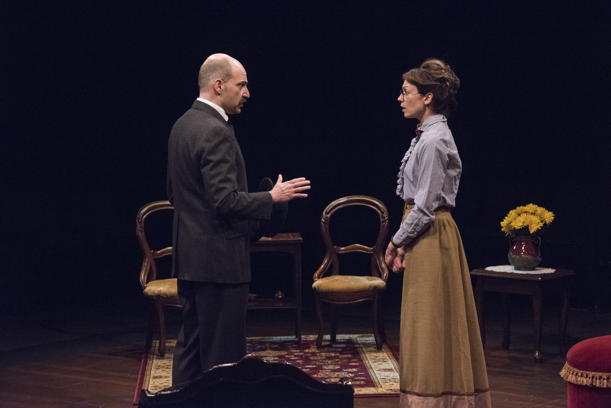 "A ""flawless performance"" of ""The Winslow Boy"" – nytheatreguide.com"