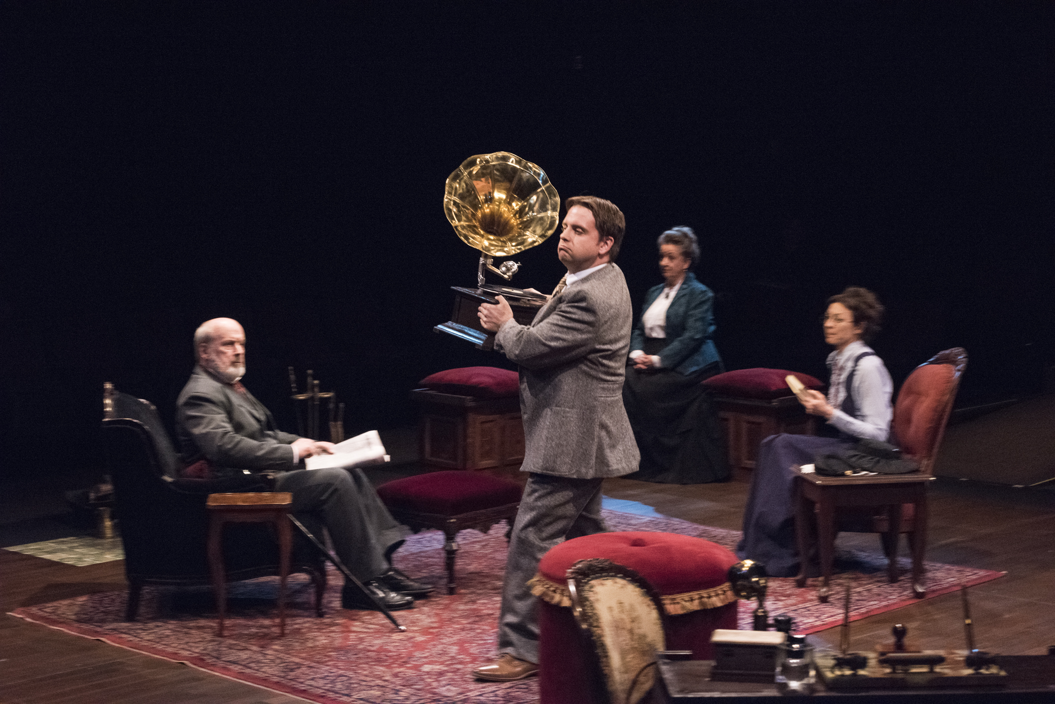 "The Winslow Boy is ""an elucidating family drama"" – broadwayworld"