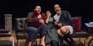 "Strong Cast makes for superb ""Design for Living"" – Michael Rabice, BWW"