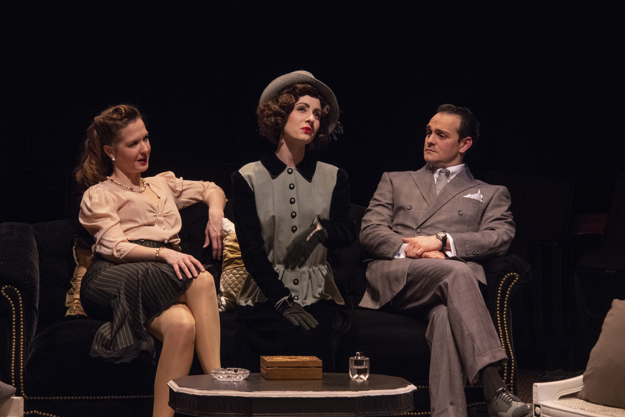 """""""marvelously acted, lovingly directed, and long overdue on a Buffalo stage – Ted Hadley, TBN"""