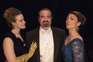 """Davidow, Witten and LoConti star in """"Lady Windermere's Fan"""" at ICTC."""