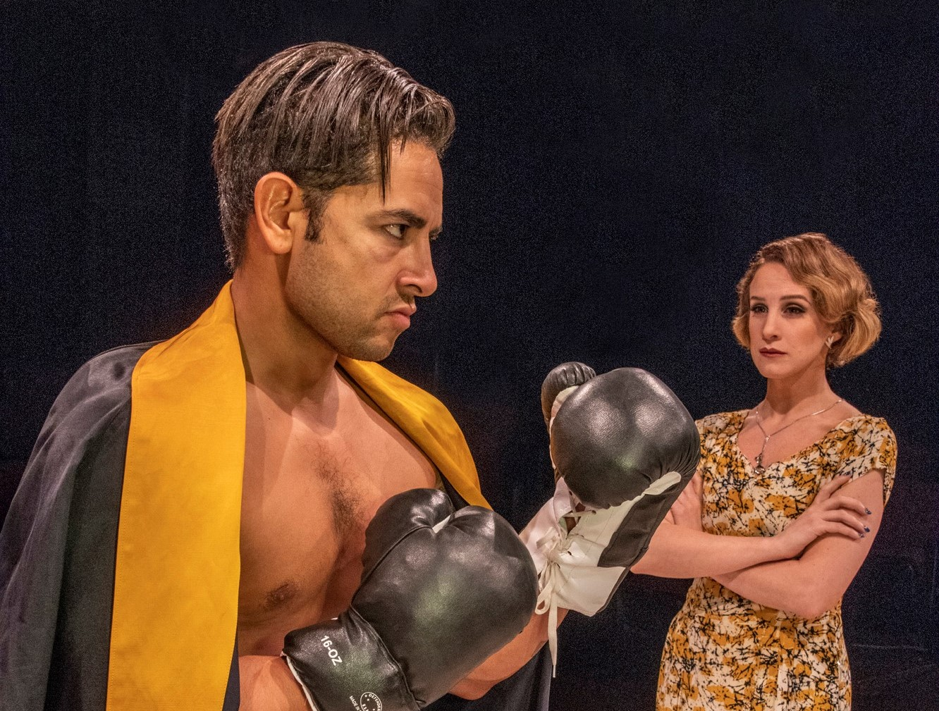 """4 Stars (out of 4) – """"A golden start"""" to ICTC's 18-19 season – Anthony Chase, Buffalo News"""