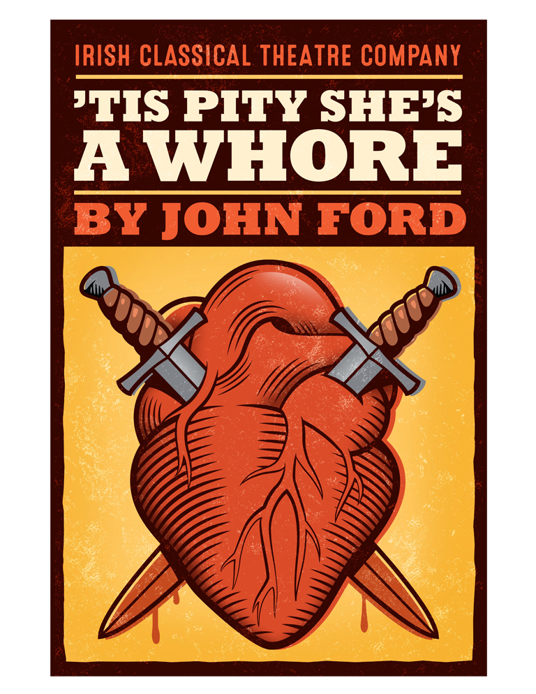 Tis Pity She's a Whore - Irish Classical Theatre Buffalo, NY