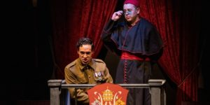 """""""'Tis Pity She's a Whore"""" engrosses and shocks – Michael Rabice, BWW review"""