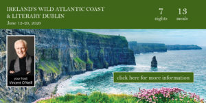 Learn more about the Ireland Tour Sun., Nov. 24, 5PM or Thurs., Dec. 12, 11AM!