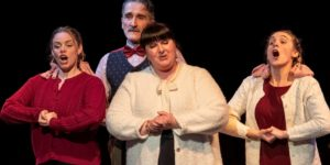 """""""Third time is a charm for ICTC"""" – Cherie Messore, buffalotheatreguide.com"""