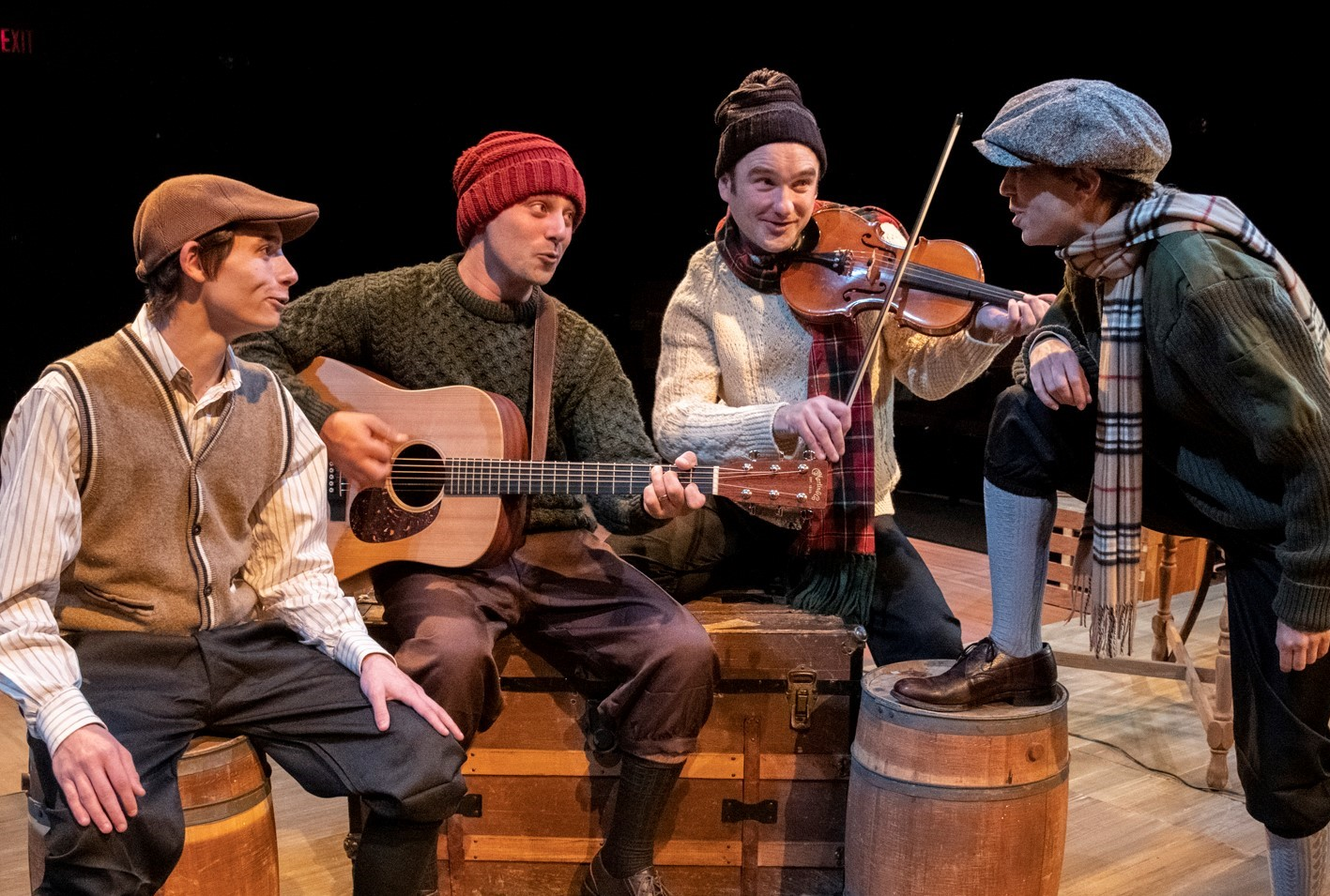 """A Child's Christmas in Wales"" opens Friday, November 22"