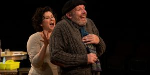 "4 Stars (out of 4) –  ""Wildly satisfying … Bravo"" – Ben Siegel, The Buffalo News"